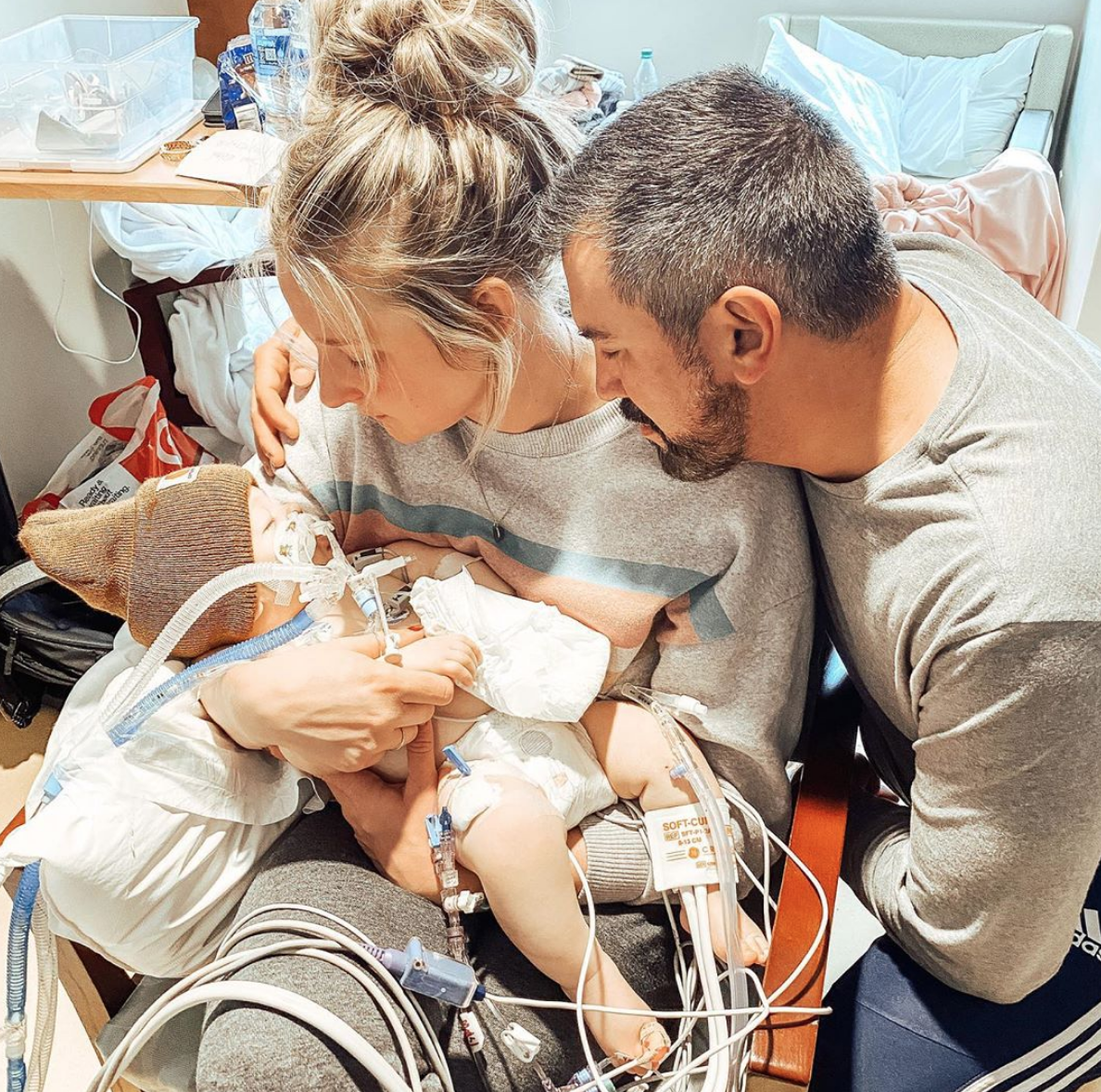 Youtube star Brittani Boren Leach shares story of baby's death to inspire others_2