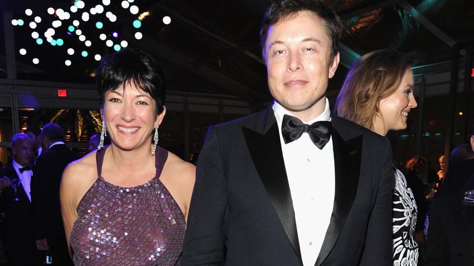 Ghislaine Maxwell Elon Musk
