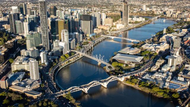 Brisbane saw its median home value rise 0.7 per cent in December.
