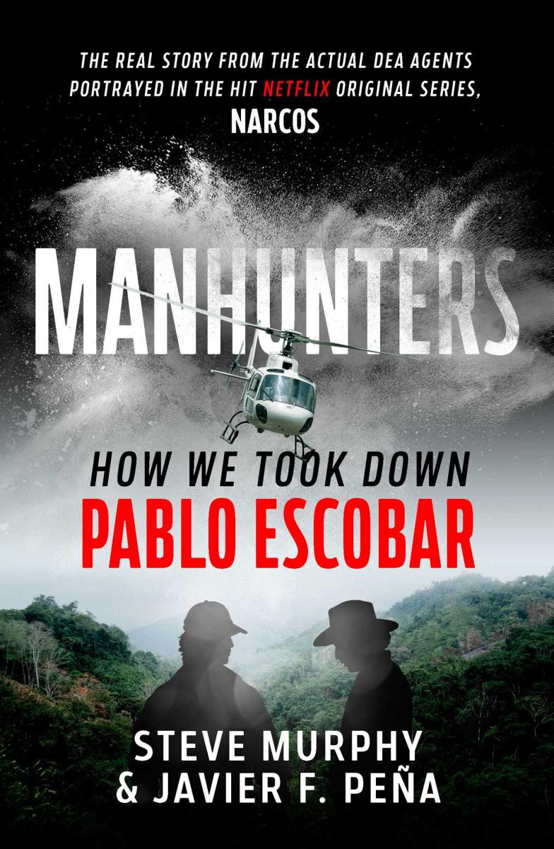 Manhunters cover