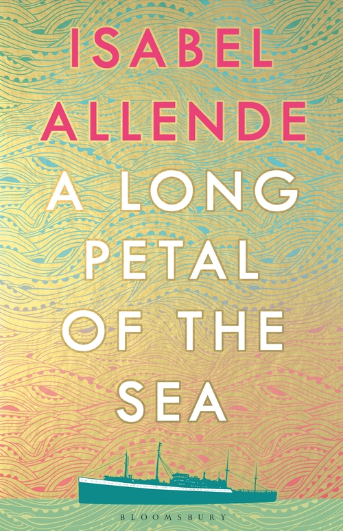 A Long Petal of the Sea cover