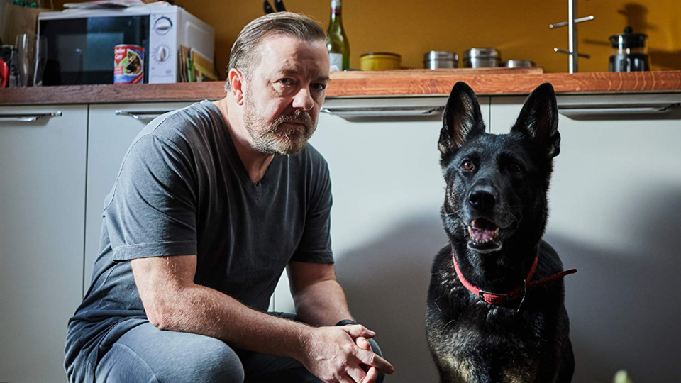 Ricky Gervais Brandy