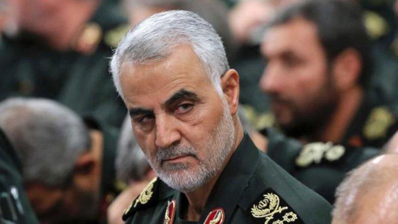 Iran US Trump Qassem Soleimani