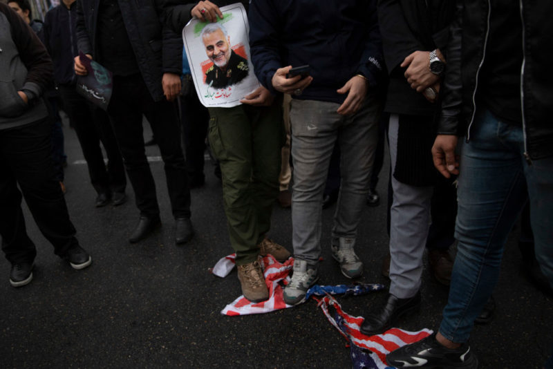 US airstrikes killed a top Iranian military chief; Donald Trump has made more threats. What now?_1