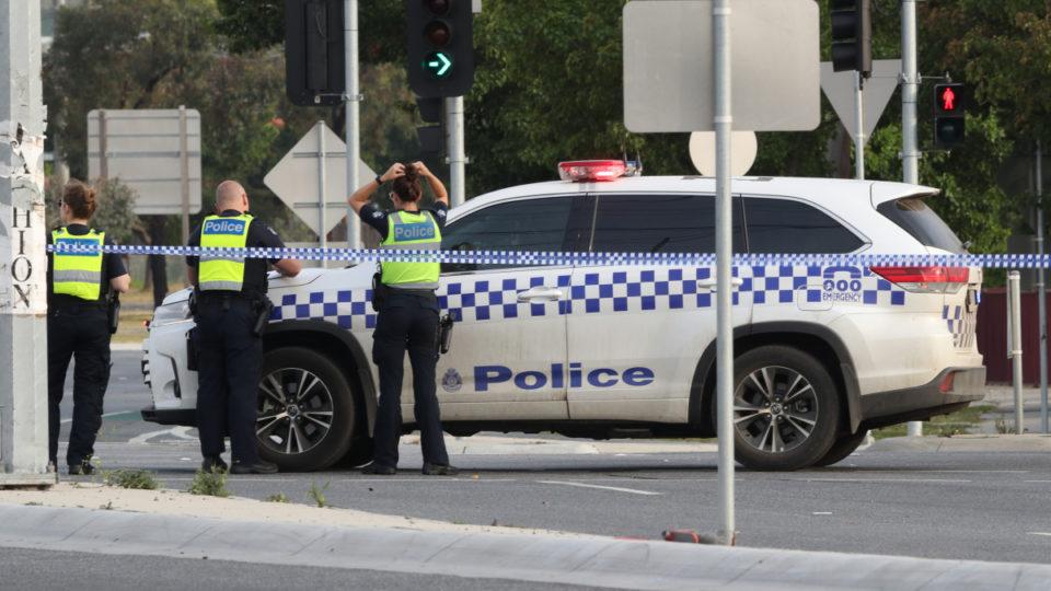 Melbourne-shooting
