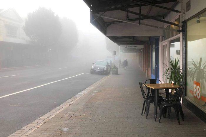 bushfires katoomba