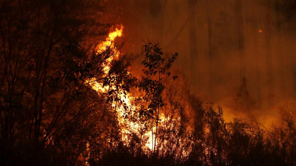 heatwave fire risk nsw