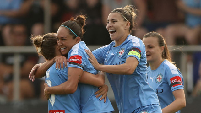 Round-ball round up: Melbourne City's clean sheet rolls on