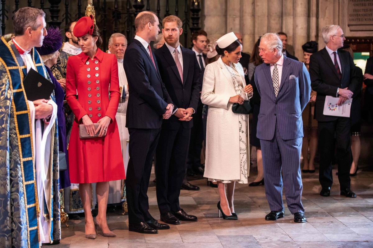 Meghan Markle Prince Charles