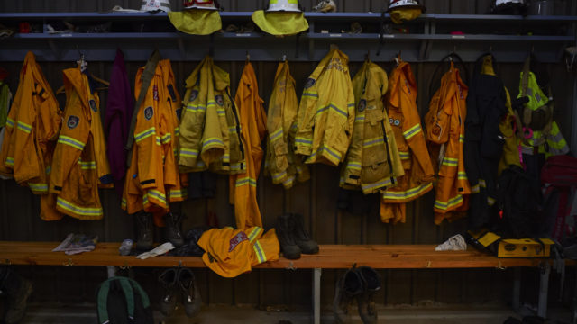 Firefighters reject Morrison's national inquiry