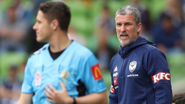 Victory sack A-League coach Marco Kurz