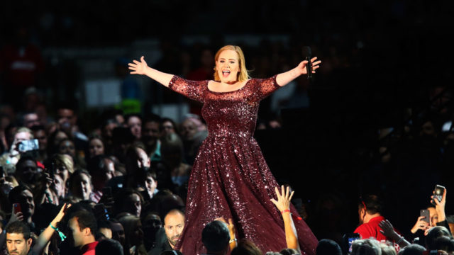 Adele reveals the secret of her transformation: 'It was never about losing weight'