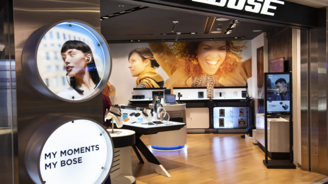 Bose announces the closure of all its Australian stores as retail woes continue