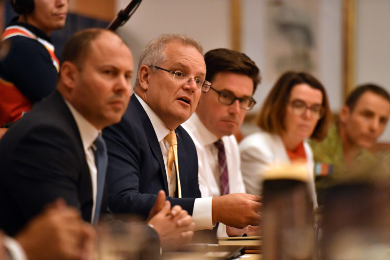 'War on science': Malcolm Turnbull says Scott Morrison has misled the nation on bushfire crisis_2