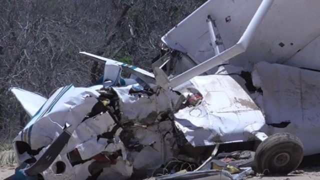 UK student sues CASA over fatal crash