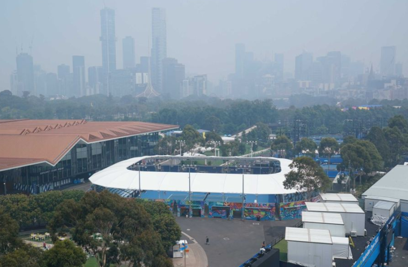 Australian Open: Federer backs new and stricter air-quality standards_1