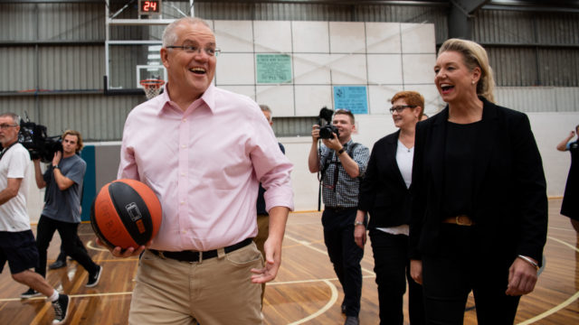 McKenzie digs in, while lukewarm PM 'awaits advice' on her future