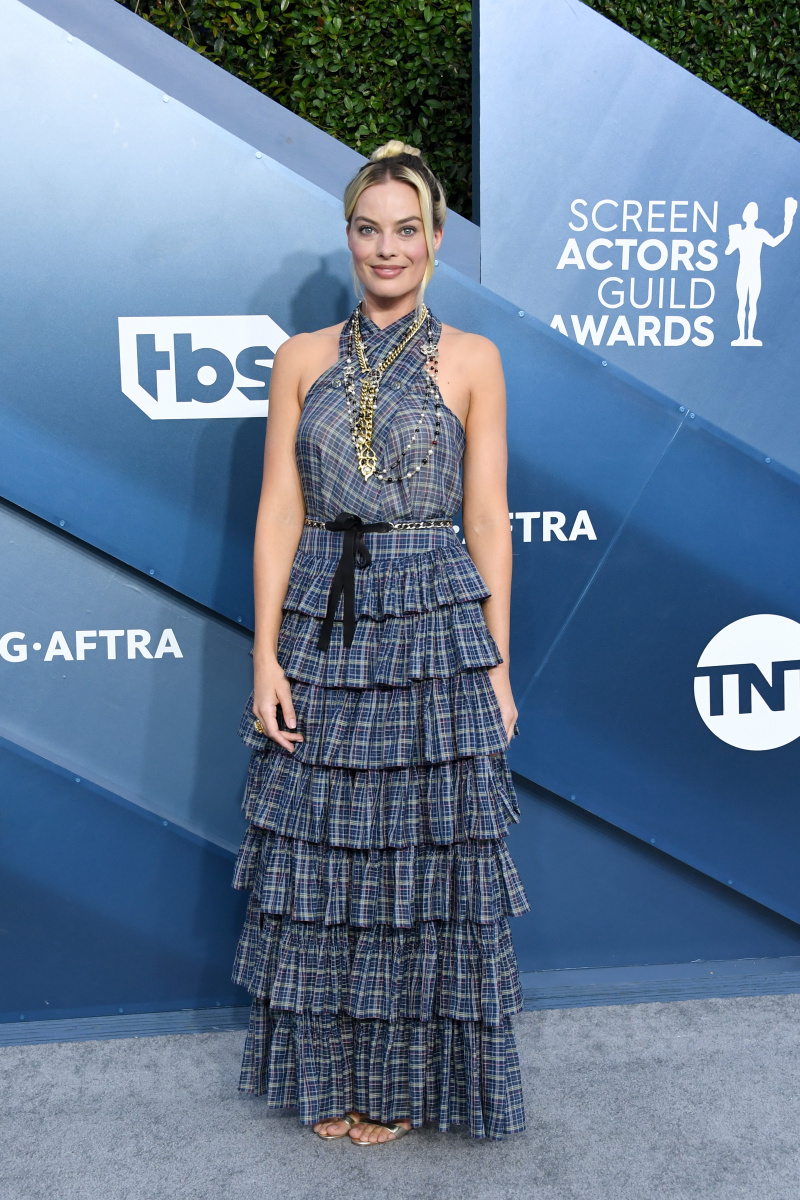Screen Actors Guild Awards 2020: Silver Carpet Best And Worst Dressed