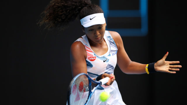 Australian Open: First day's play gets underway