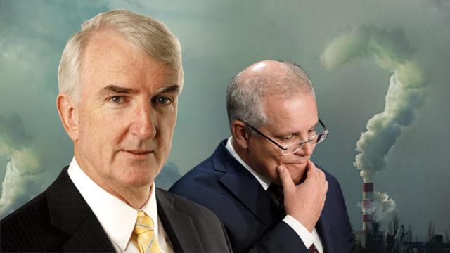 Michael Pascoe: Morrison announces massive carbon emissions cuts – but he doesn't mean it
