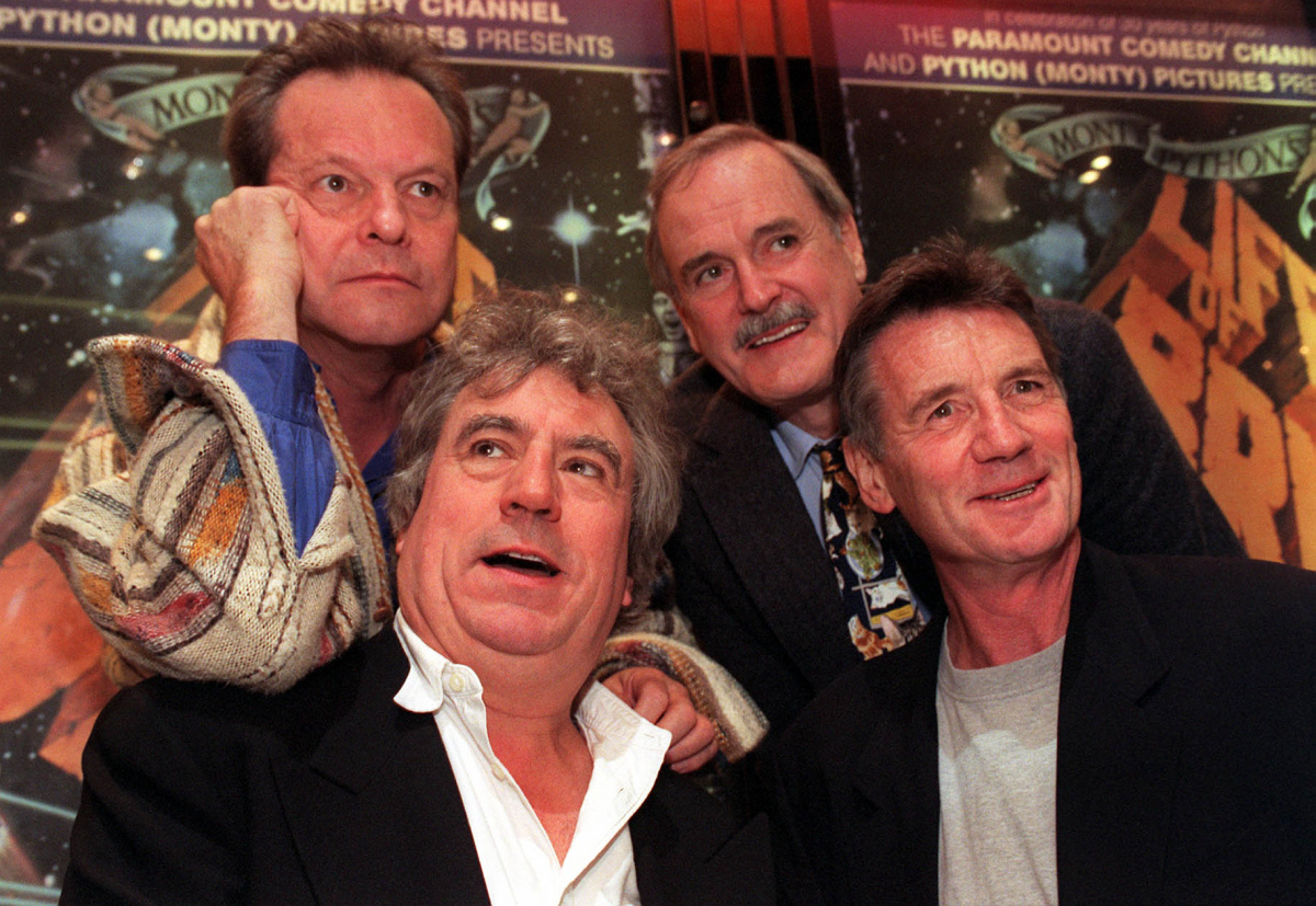 Not the Messiah…but a very funny man: Tributes for Monty Python star Terry Jones_1