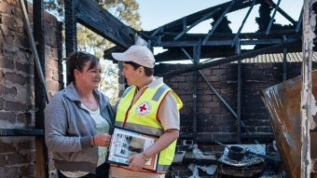 NSW ministers slam charities for bushfire relief delays