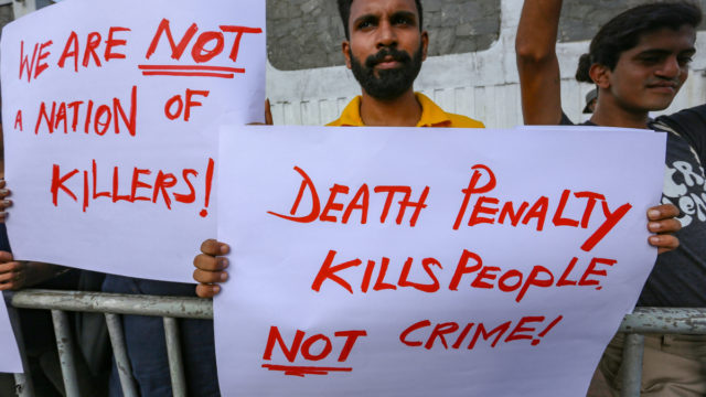 'Big claims need big defences': The moral problems with pro-death penalty arguments