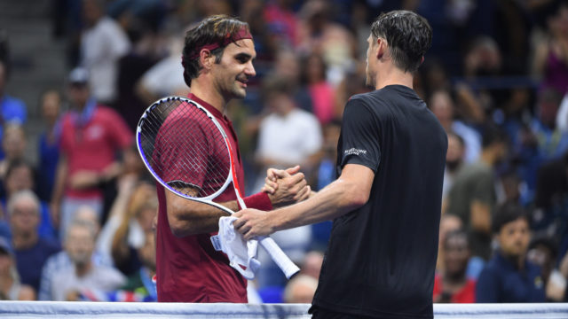 Millman v Federer: The team man fighting to 'make lightning strike twice'