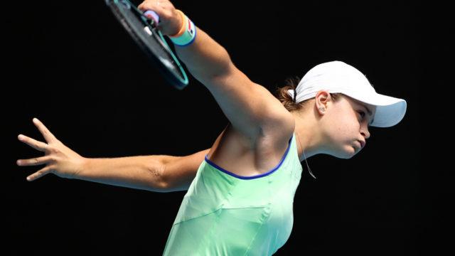 Australian Open: Barty dominates to book fourth round berth