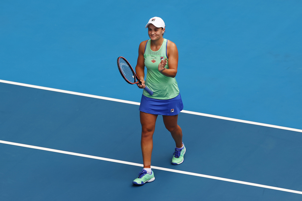 Australian Open: Barty dominates to book fourth round berth_1