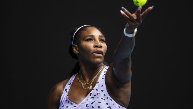 Serena Williams swears COVID-19 won't stop her playing in US Open