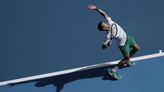 Australian Open: Djokovic serves up another masterclass clinic