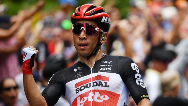 Tour Down Under: Ewan claims Murray Bridge stage