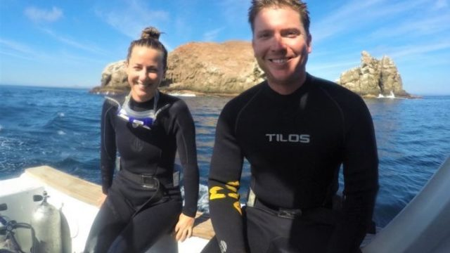 Brisbane couple spends a decade aboard super yachts serving the world's richest