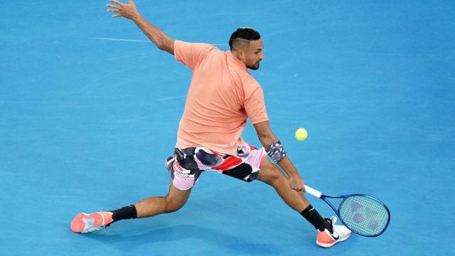Australian Open: Kyrgios wins epic clash to set up Nadal showdown