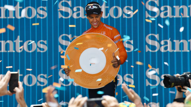 Tour Down Under: Win sets up Richie Porte for a big year in 2020