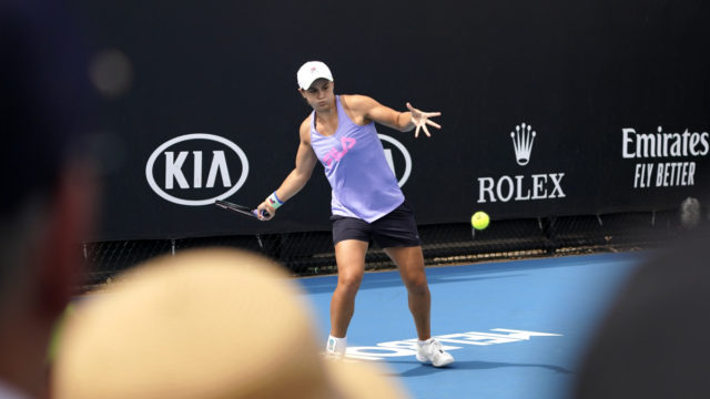 Australian Open: Past local heroes know what Barty is up against