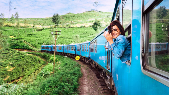 The slow, joyous journey from Kandy to Ella in Sri Lanka, by train.