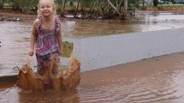 Torrential rain prompts flood warnings across Queensland