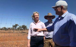 drought grants criteria ignored