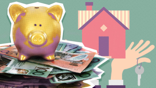Image: Ask the Expert: The secret to saving enough to buy your first home