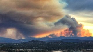 canberra fires