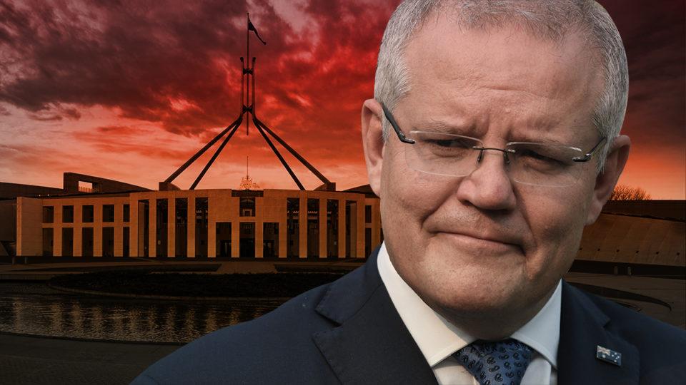 Scott Morrison parliament