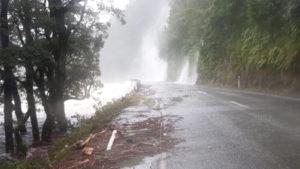 milford sound flooding emergency