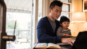 Working parents benefit from flexibility.
