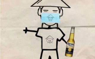 racist coronavirus nightclub