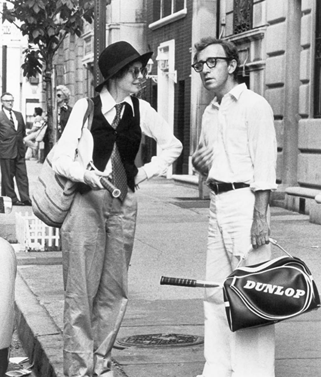 Diane Keaton Woody Allen