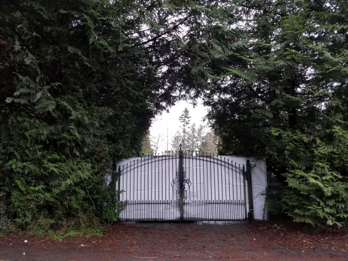Harry Meghan Vancouver Island home