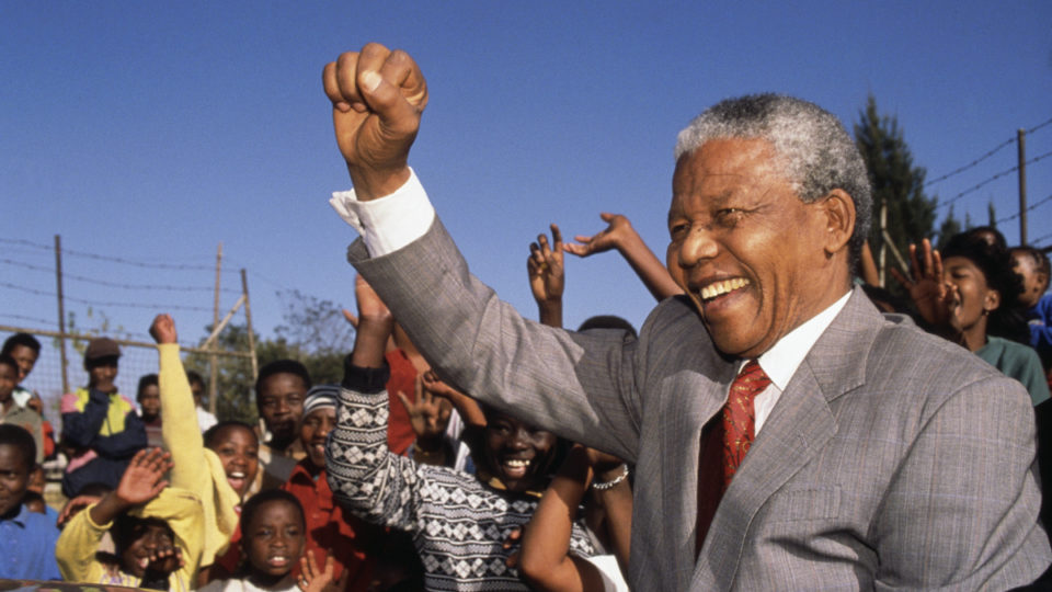 On this day: Nelson Mandela spent his last day in prison