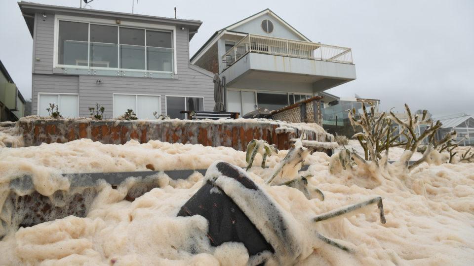 nsw floods rain ferbruary 2020